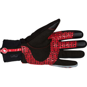 Castelli Spettacolo Gloves black/red